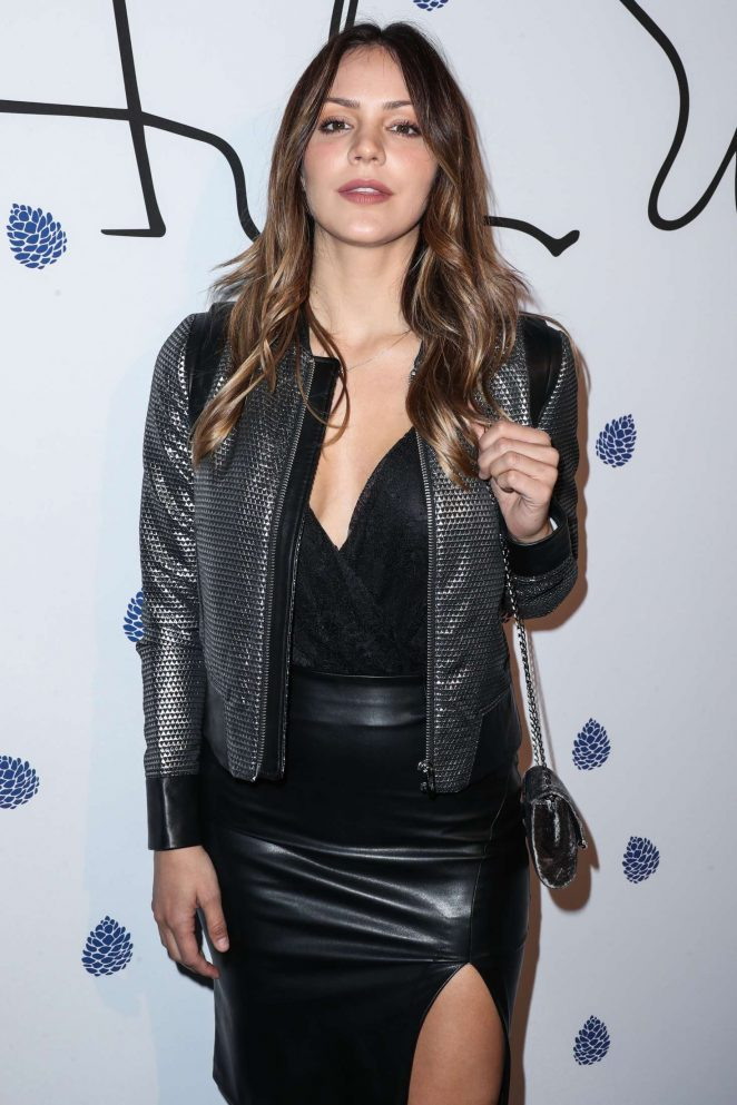 Katharine McPhee – Tyler Ellis Celebrates 5th Anniversary in West Hollywood