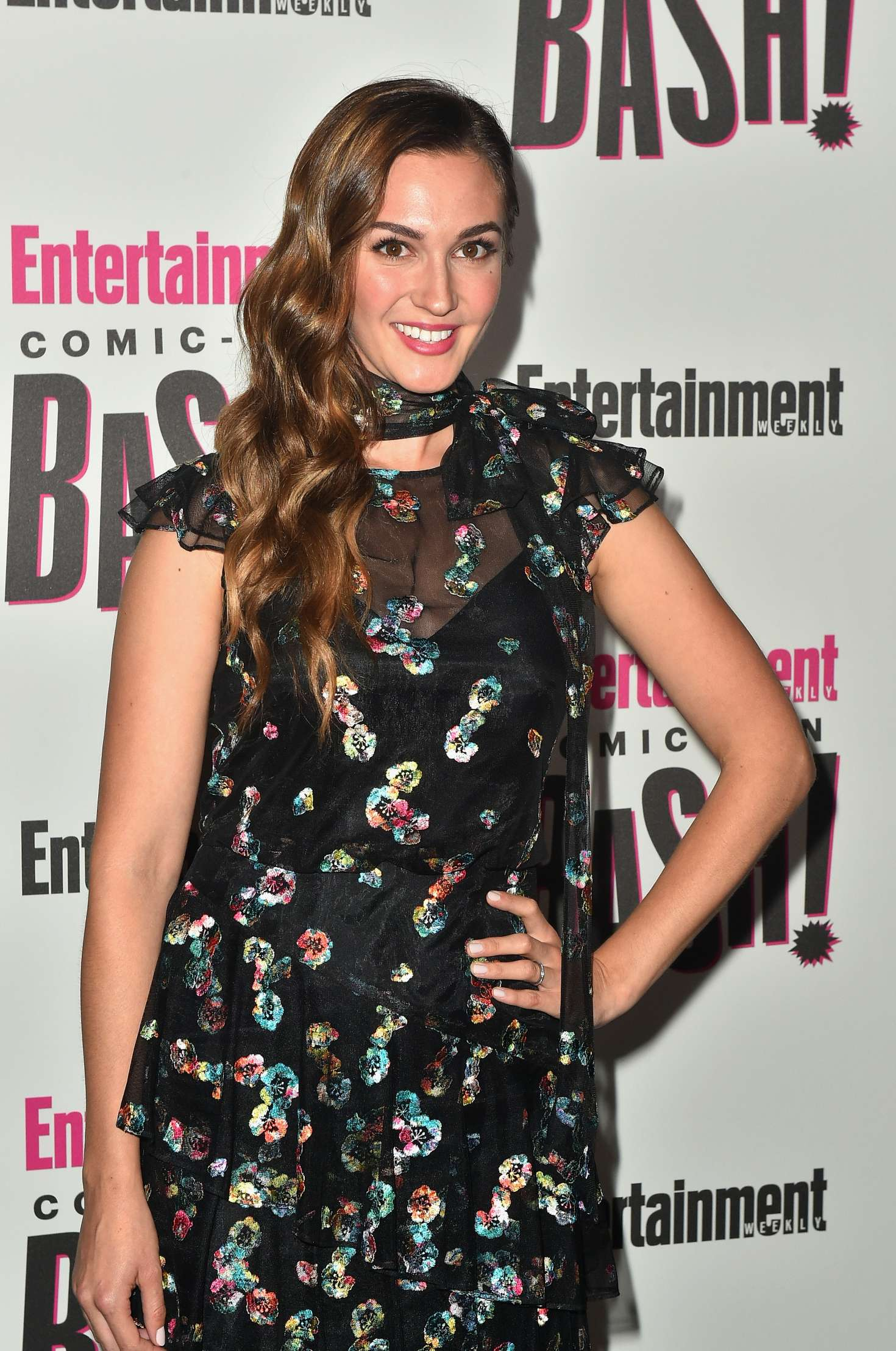 Katherine Barrell – 2018 Entertainment Weekly Comic-Con Party in San Diego
