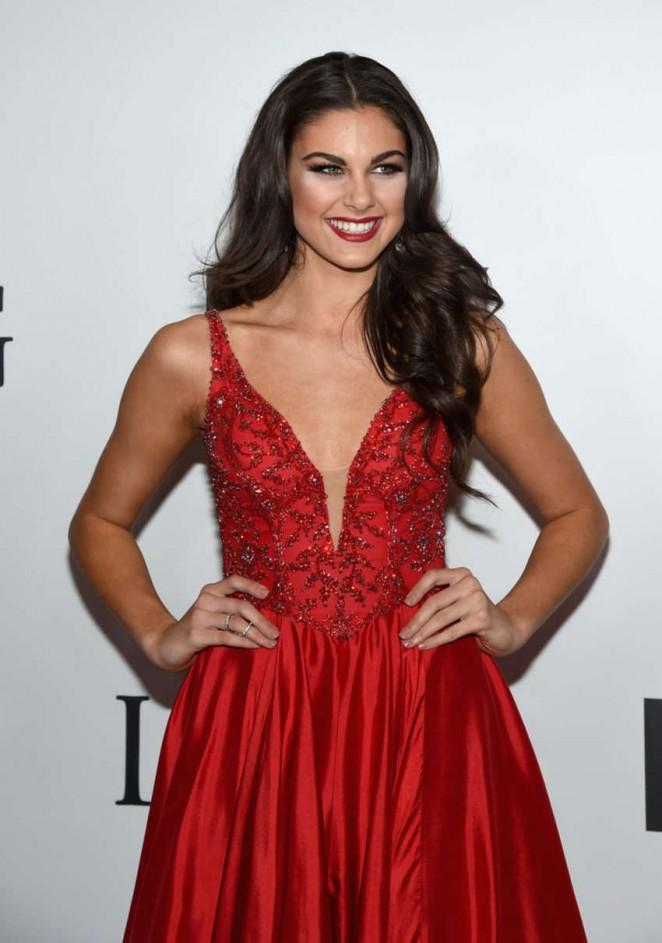 Katherine Haik - 2015 Miss Universe Pageant in Las Vegas