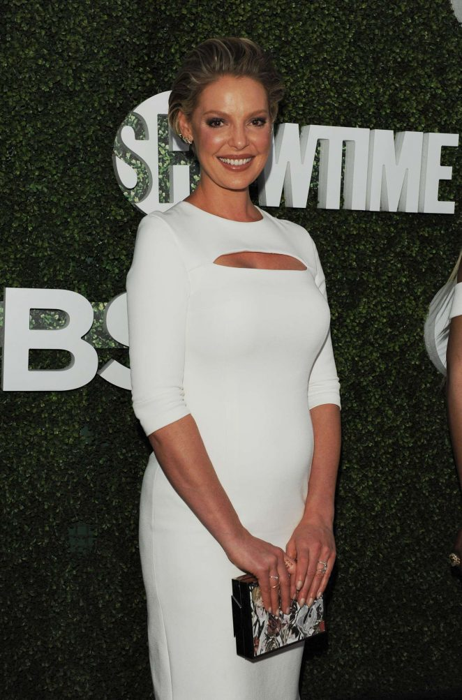Katherine Heigl: 2016 CBS CW Showtime Summer TCA Party -06