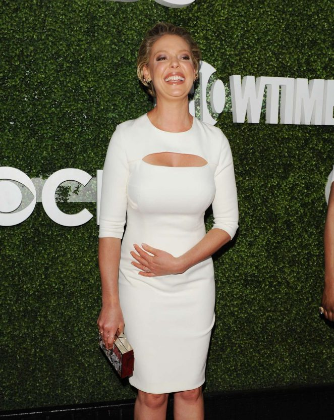 Katherine Heigl: 2016 CBS CW Showtime Summer TCA Party -16