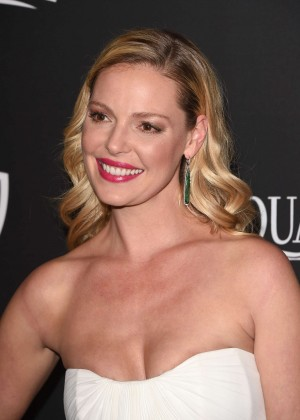 Katherine Heigl - InStyle And Warner Bros Golden Globes Party 2015 in Beverly Hills