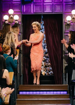 Katherine Heigl - 'The Late Late Show with James Corden' in LA
