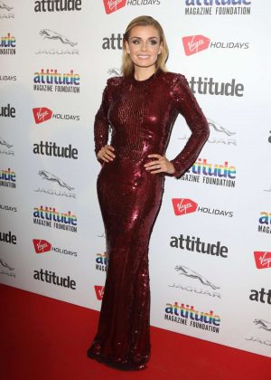 Katherine Jenkins - 2018 Attitude Magazine Awards in London
