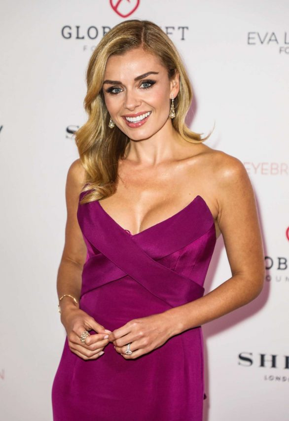 Katherine Jenkins - 2019 Global Gift Gala at Kimpton Fitzroy in London