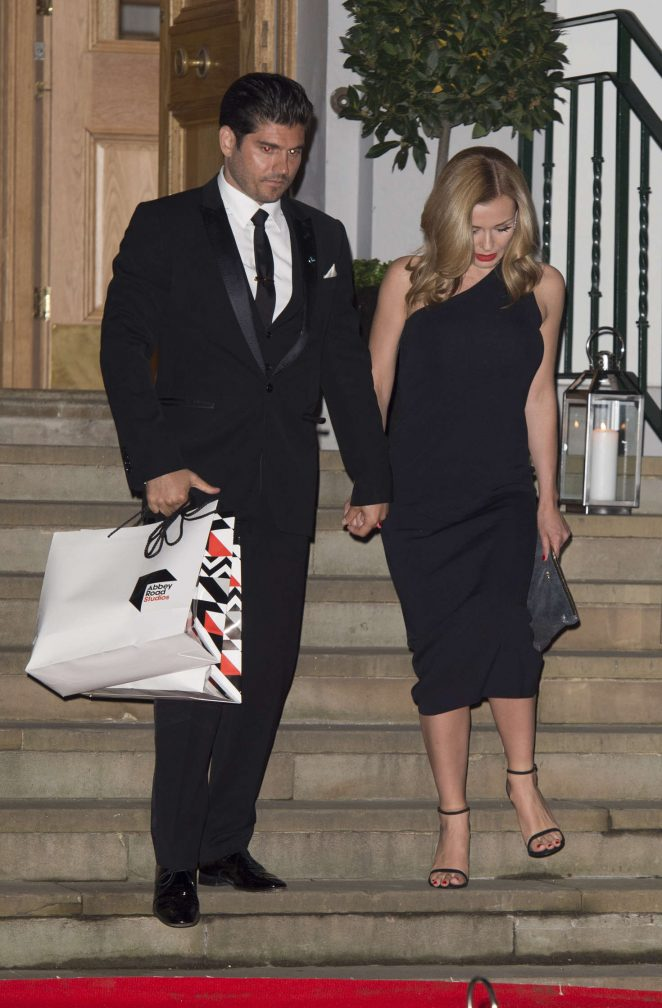 Katherine Jenkins at Hope and Homes For Children: End The Silence Gala Dinner -01