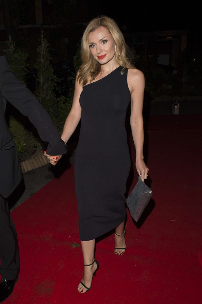 Katherine Jenkins at Hope and Homes For Children: End The Silence Gala Dinner in London