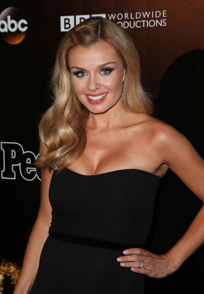 Katherine Jenkins - 'Dancing With The Stars' 10th Anniversary Party in West Hollywood