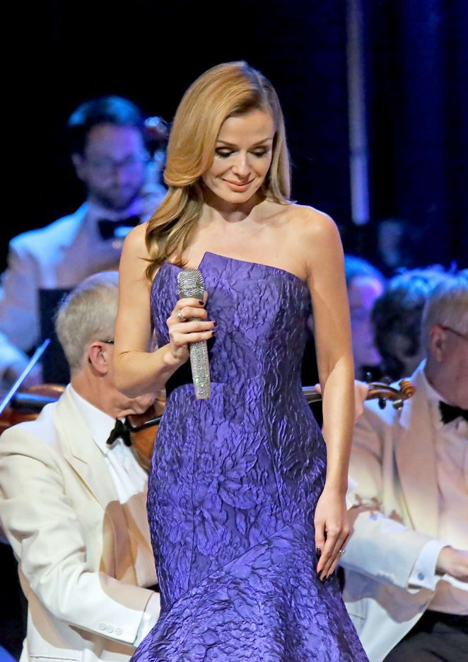 Katherine Jenkins - Performing at Manchester Bridgewater Hall