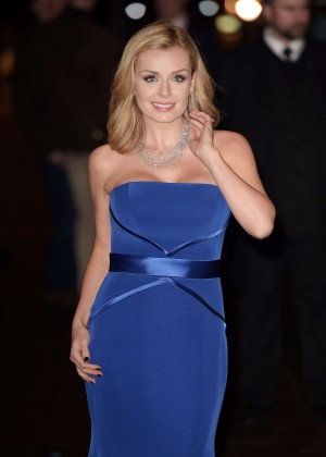 Katherine Jenkins - Tusk Trust Conservation Awards 2015 in London