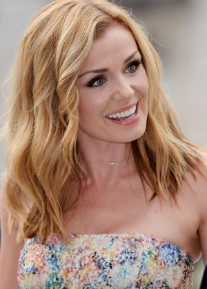 Katherine Jenkins - VIP preview Royal Academy of Arts Summer Exhibition 2016 in London