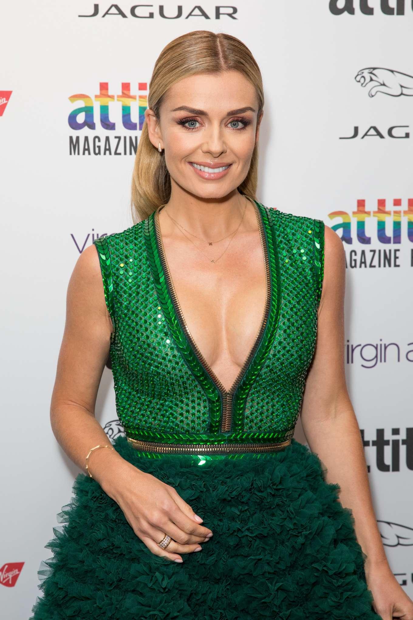 Katherine Jenkins - Virgin Atlantic Attitude Awards powered by Jaguar 2019 in London