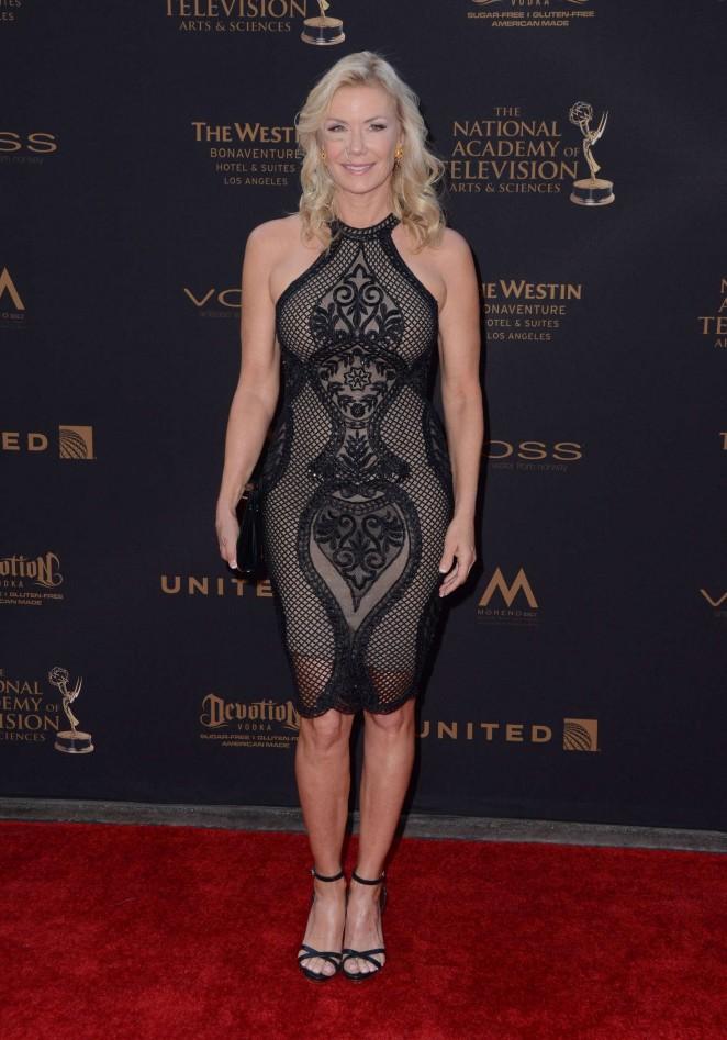 Katherine Kelly Lang 2016 Daytime Creative Arts Emmy