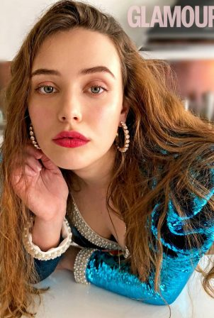 Katherine Langford - Glamour UK 2020