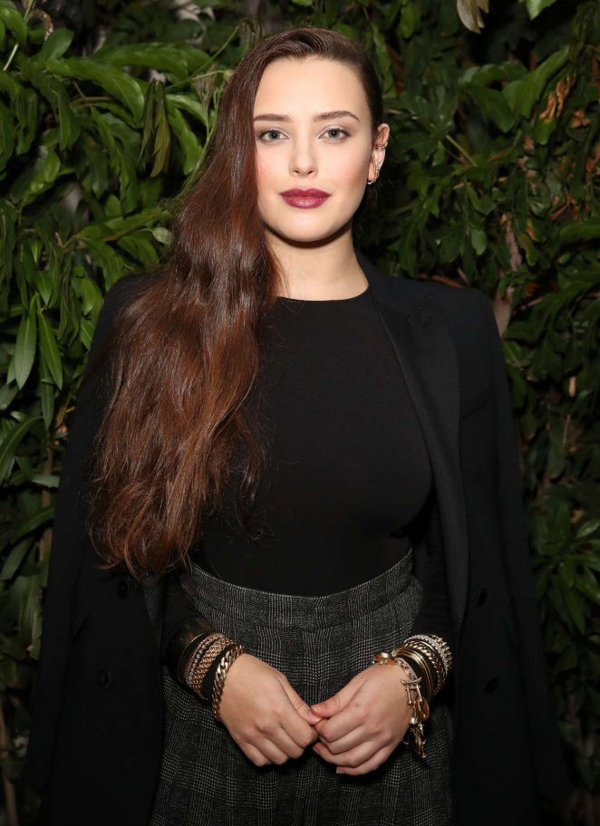 Katherine Langford - Max Mara WIF Face Of The Future in Los Angeles