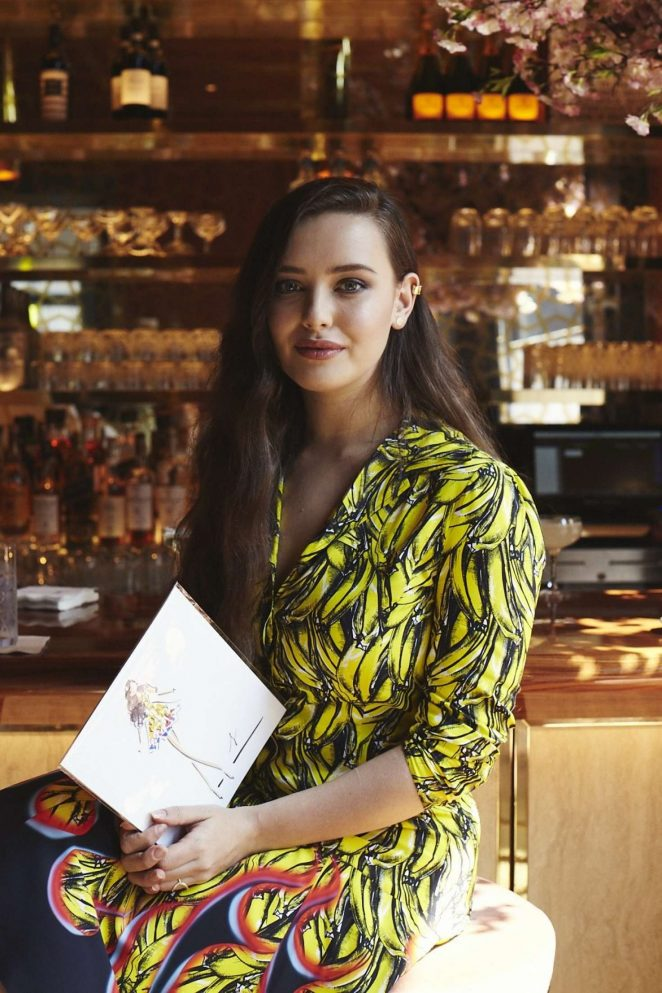 Katherine Langford - W Magazine's It Girl Luncheon for NYFW in NYC