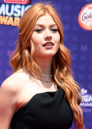 Katherine McNamara - 2016 Radio Disney Music Awards in Los Angeles