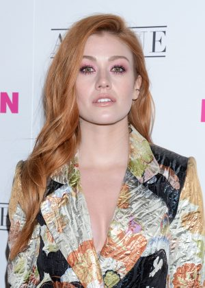 Katherine Mcnamara - 2018 NYLON Young Hollywood Party in Hollywood