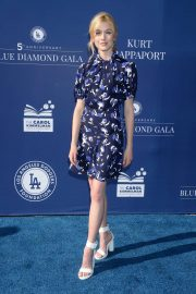Katherine McNamara - 2019 Los Angeles Dodgers Foundation Blue Diamond Gala