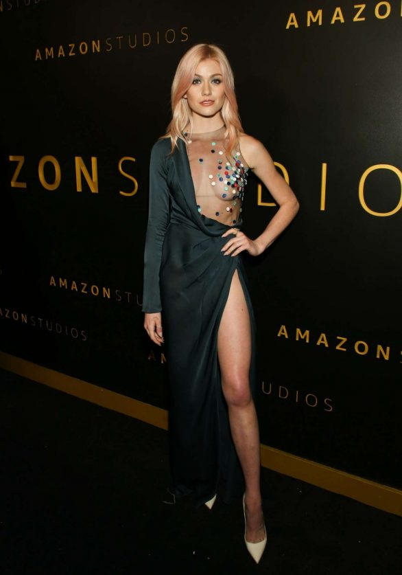 Katherine McNamara - 2020 Amazon Studios Golden Globes After Party in Beverly Hills