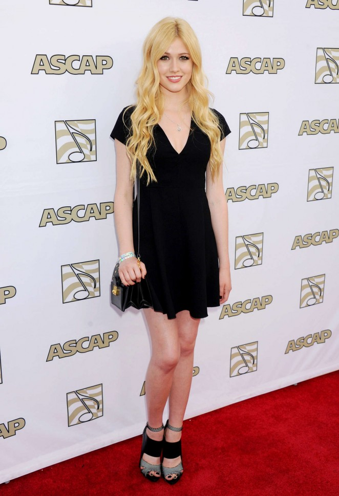 Katherine McNamara - 2015 ASCAP Pop Music Awards in Hollywood