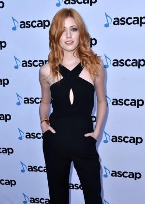 Katherine McNamara - 33rd Annual ASCAP Pop Music Awards in Hollywood