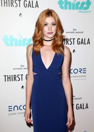 Katherine McNamara - 7th Annual Thirst Gala in Beverly Hills