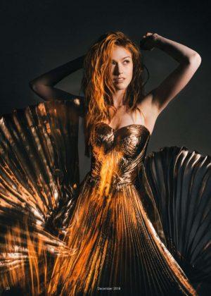 Katherine McNamara by Arthur Galvao for Tilted Style 2018