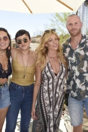 Katherine McNamara - Caliwater Escape at the Mojave Moon Ranch in Joshua Tree