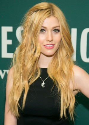 Katherine McNamara - Cassandra Clare's book signing for 'Lady Midnight' in Los Angeles