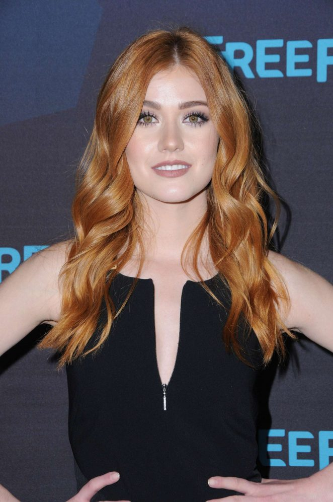 Katherine McNamara - Disney ABC Television Hosts TCA Winter Press Tour 2017 in Pasadena