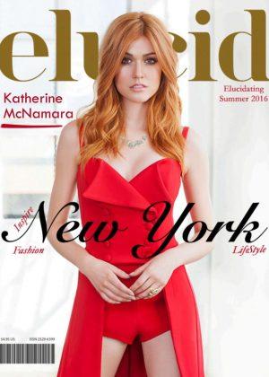 Katherine McNamara - Elucid Magazine (Summer 2016)