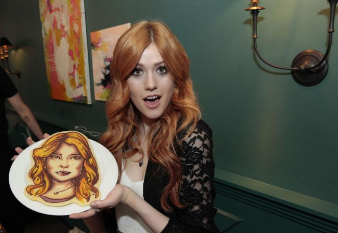 Katherine McNamara - Freeform Launch Party in Los Angeles