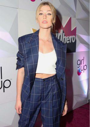 Katherine McNamara - Girl Up's Inaugural #GirlHero Awards Luncheon in Beverly Hills