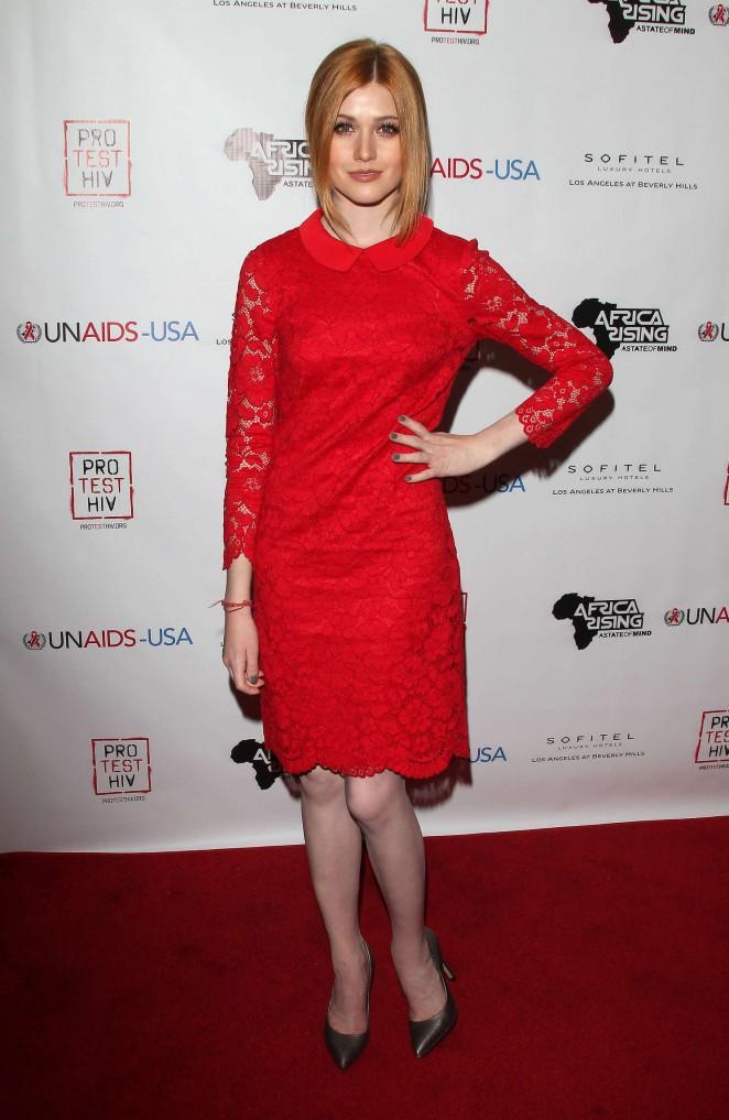 Katherine McNamara: Inaugural World AIDS Day Benefit -02