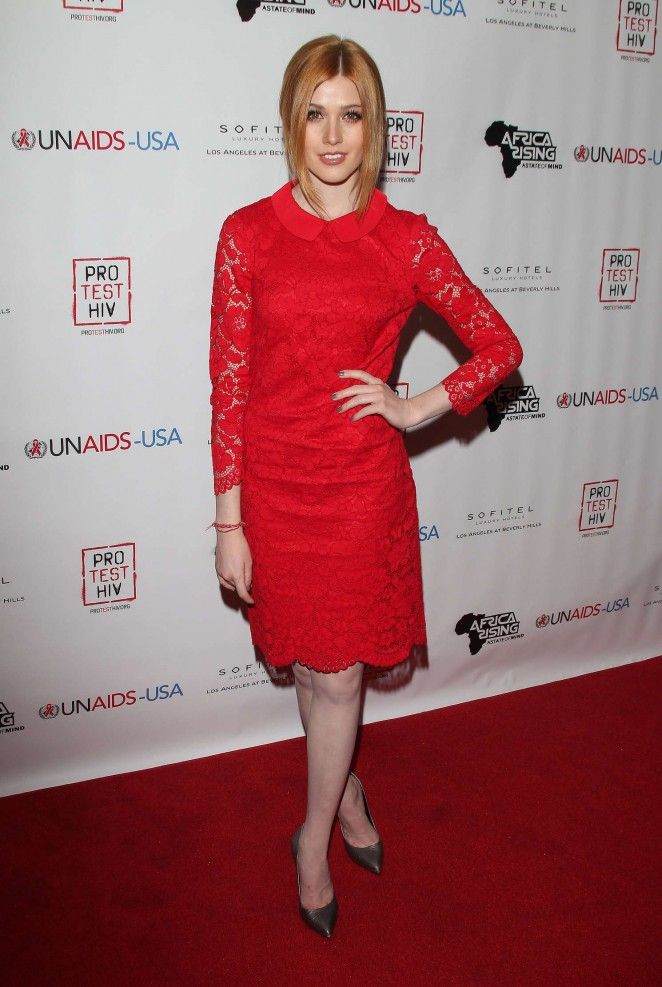 Katherine McNamara: Inaugural World AIDS Day Benefit -06