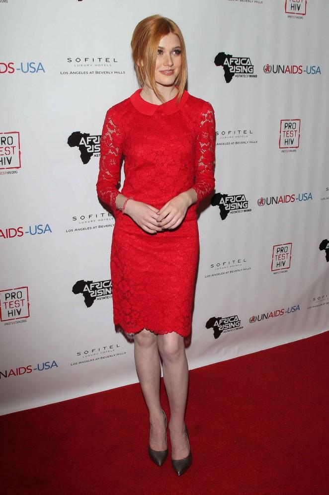 Katherine McNamara: Inaugural World AIDS Day Benefit -14