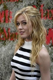 Katherine McNamara - InStyle and Max Mara Women In Film Celebration in Los Angeles