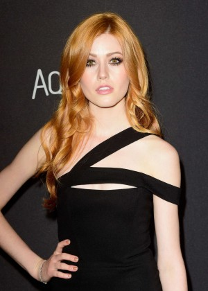 Katherine McNamara - InStyle and Warner Bros. 2016 Golden Globe Awards Post-Party in Beverly Hills