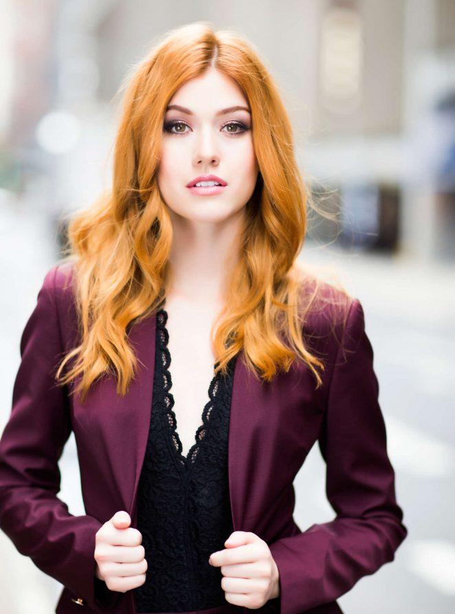 Katherine McNamara - InStyle NY Comic-Con Diary (October 2016)
