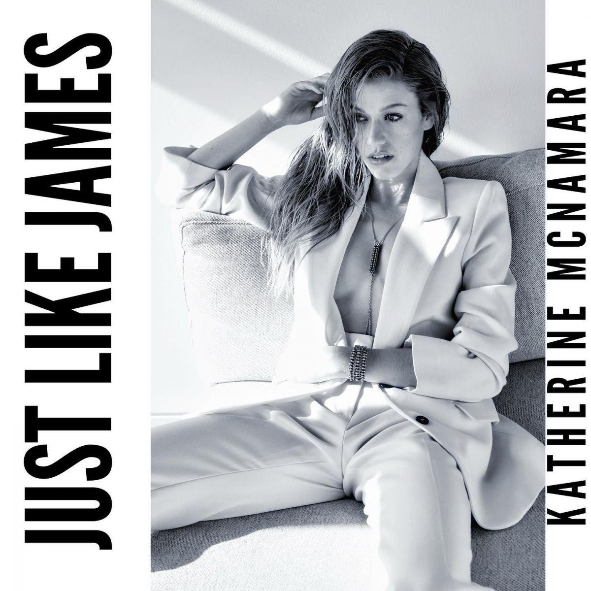 Katherine McNamara - Just Like James - Song Promo for Covid19 Charity 2020