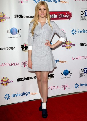 "Katherine McNamara - ""K.C. Undercover"" Premier Party in Hollywood"
