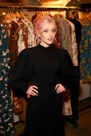 Katherine McNamara - Kate Hudson Celebrates Happy x Nature Eco-Evening Collection in Venice