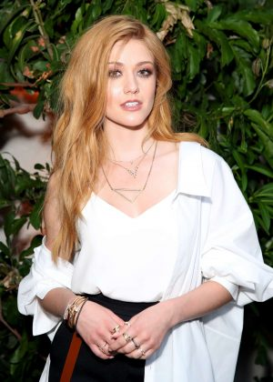 Katherine McNamara - Max Mara WIF Face Of The Future in Los Angeles