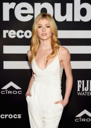 Katherine McNamara - Republic Grammys After Party in LA