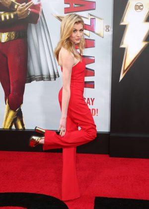 Katherine McNamara - 'SHAZAM!' Premiere in Hollywood