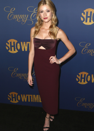 Katherine McNamara - Showtime Emmy Eve Nominees Celebration in LA