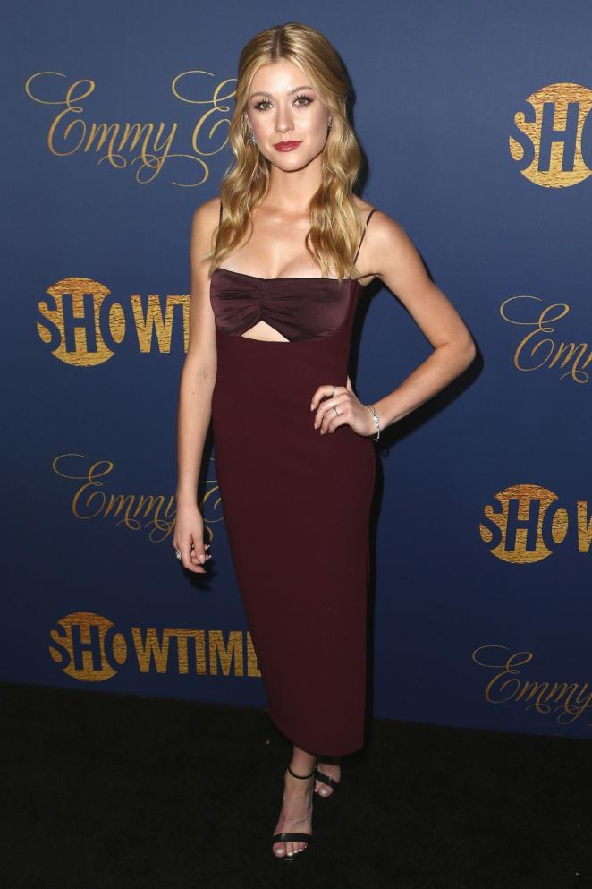 Katherine McNamara – Showtime Emmy Eve Nominees Celebration in LA