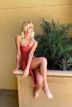 Katherine McNamara - Social photos