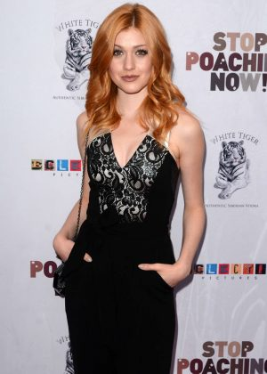 Katherine McNamara - Stop Poaching Now Event in West Hollywood